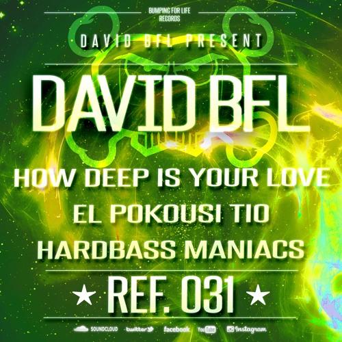 David BFL - Hardbass Maniacs (Dcibelia Edition)
