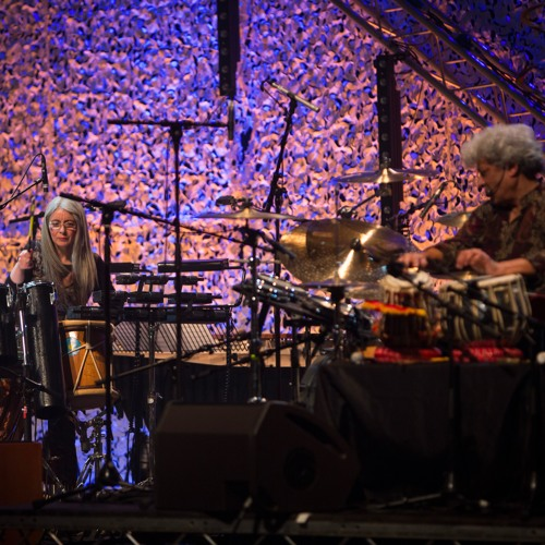 Trilok Gurtu and Evelyn Glennie at Celtic Connections 2017