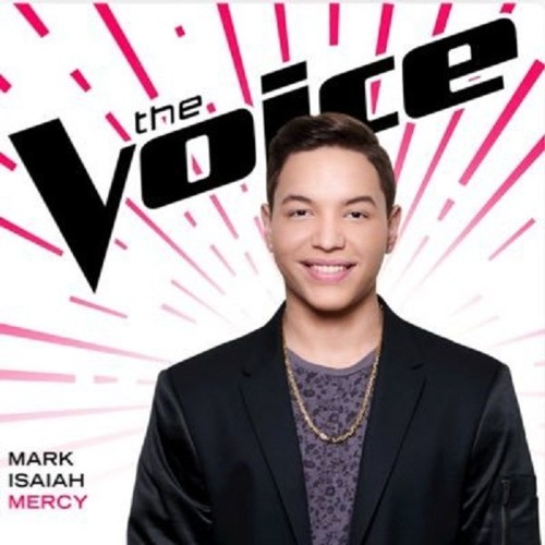 "Mark Isaiah ""Mercy"" - The Voice 2017 Blind Audition #thevoice."