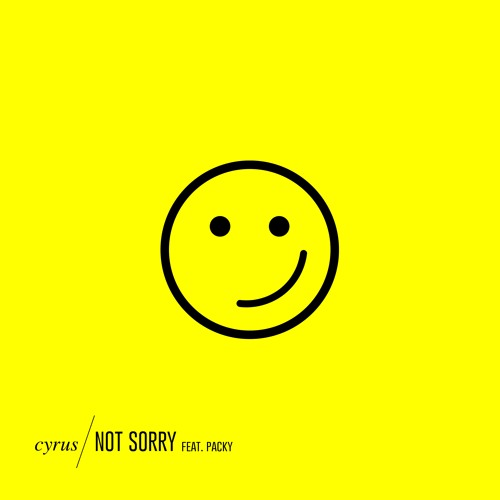 Cyrus - Not Sorry (feat. Packy)