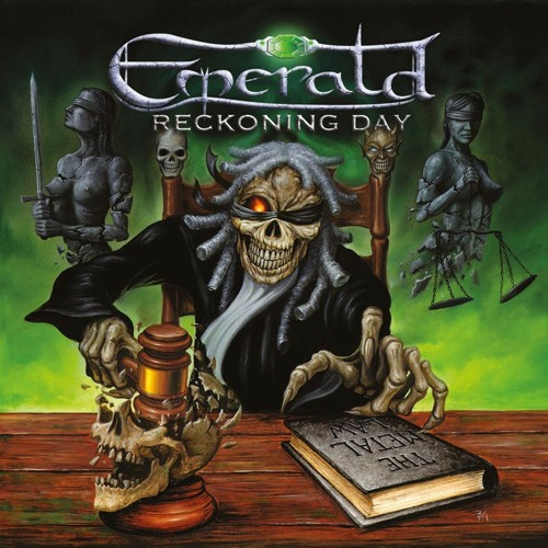 EMERALD - Reckoning Day (PURE STEEL RECORDS)