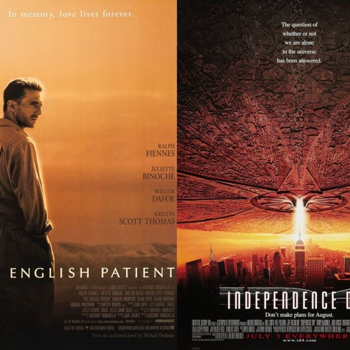 Episode 2 - Battle of 1996: Independence Day v. The English Patient