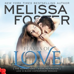 Flames of Love by Melissa Foster, Narrated by BJ Harrison