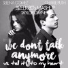 We Don't Talk Anymore 80's Remix Tell it to my Heart Selena Puth x Charlie Gomez FREE DOWNLOAD