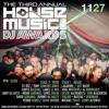 Bart Ricardo @ Annual Housemusic Dj Awards HMDA Nacho House Las Vegas Nov 2016