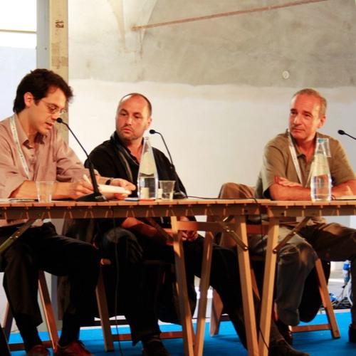 Colum McCann con Enrico Franceschini, n. 2010_09_11_149