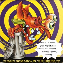 Public Domain - So get up (Tr14L & 3rr0R pays respect 2 da OMF´s of Public Domain Bootleg) 170bpm