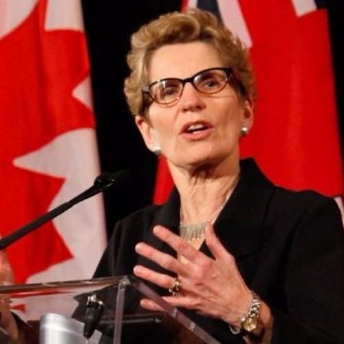 Kathleen Wynne defends hydro plan