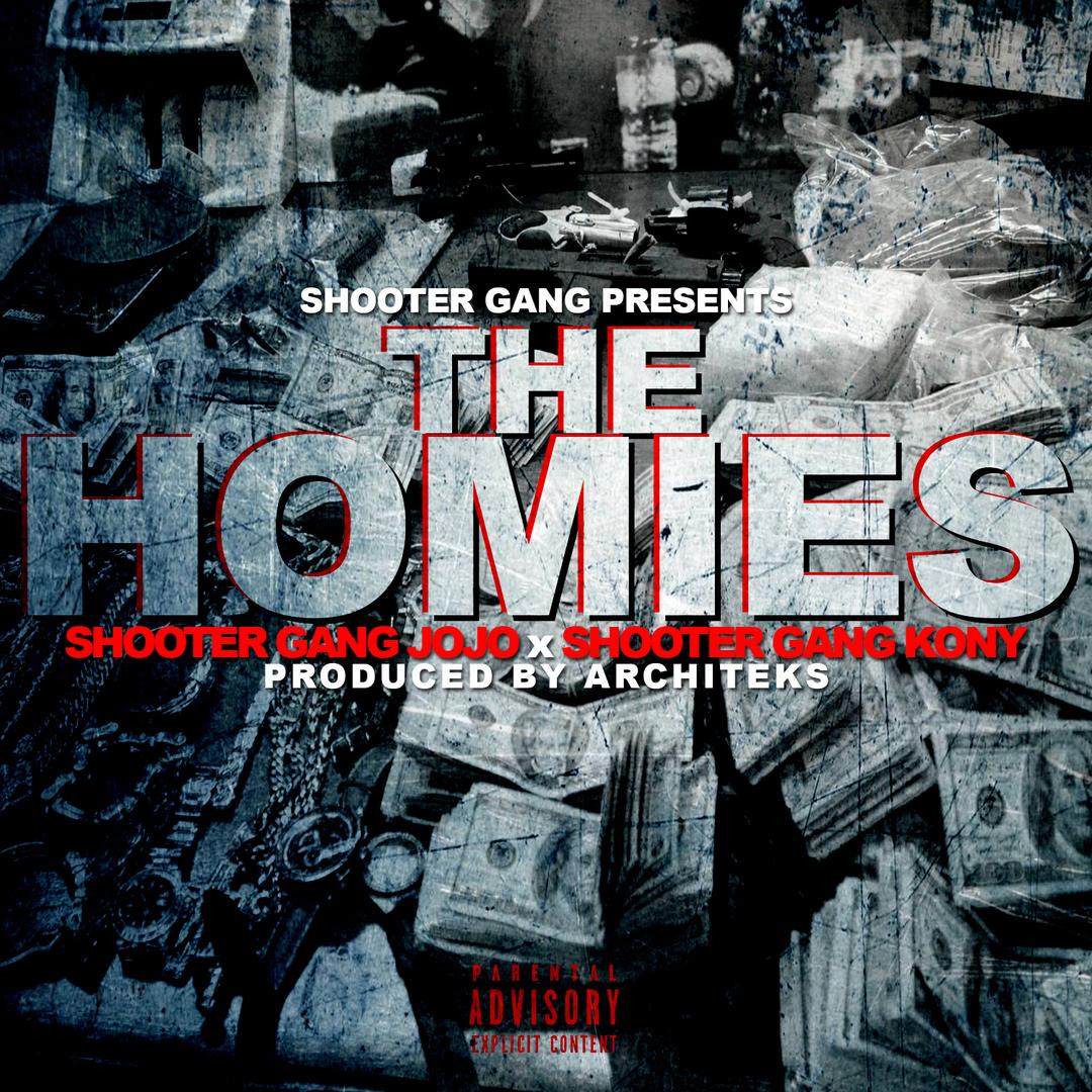 JoJo ft. Shooter Gang Kony - The Homies (Prod. Architekz) [Thizzler.com Exclusive]