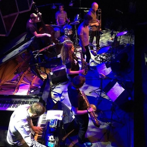 Moonmot: UK/CH septet at Jazzwerkstatt Bern 2017