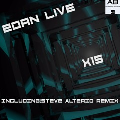 Edan Live - X15 (Steve Alterio Remix)[preview]