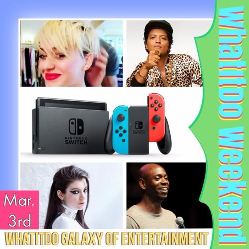 WhatItDo Weekend 3/3