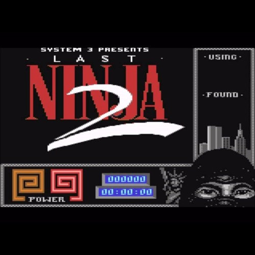 Last Ninja 2 - The Sewers Loading Theme (Frequency 44 Remix)