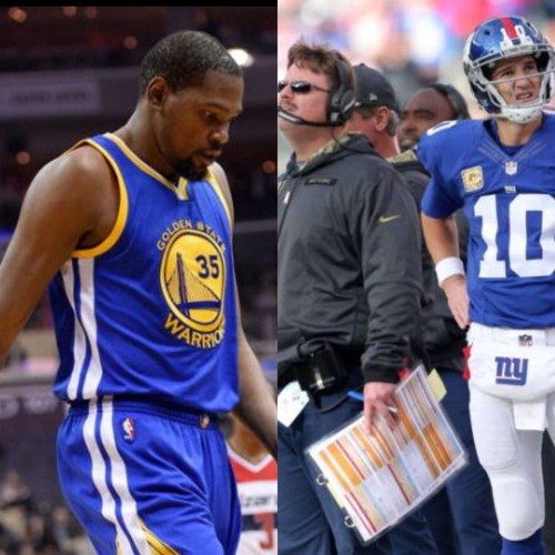 Episode 35 - Durant's Injury And NFL Offseason Stories