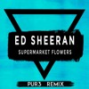 Ed Sheeran - Supermarket Flowers (Pur3 Remix)