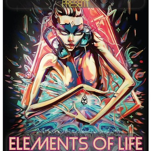 Elements of Techno - Ben Annand Live at Elements of Life Feb 25, 2017