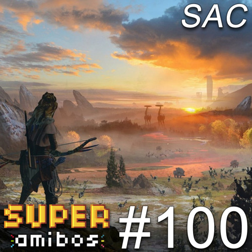 SAC 100 - Horizon, John Wick 2, Rusty Lake Roots e Ghost Recon Wildlands
