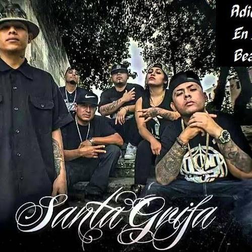Download Mas Pa Alla Que Pa Aca - Santa Grifa Ft Underside Instrumental (AdictosEnElBeat)