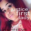 First lady///justice #tunemeapp///.full credit 2soul beat #cleveland #female #artist