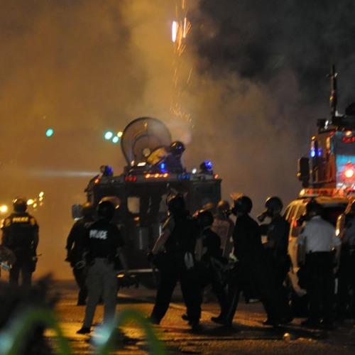 Ferguson To Jerusalem