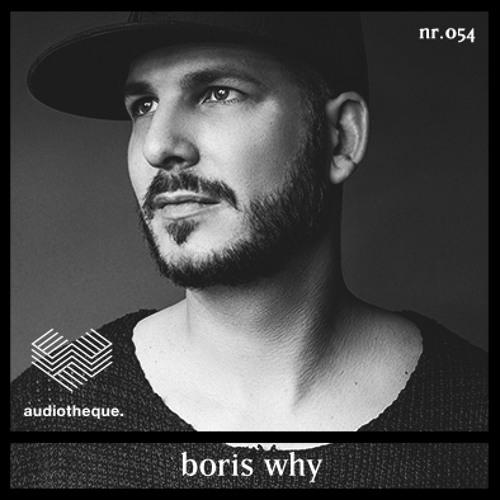 audiotheque.054 - BORIS WHY