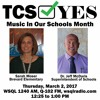 #TCSYes 2017-03-02 Part 1 Sarah Moser, Brevard Elementary — Music In Our Schools Month