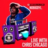 nobigdyl. on Rapzilla.com LIVE  with Chris Chicago - Ep. 55