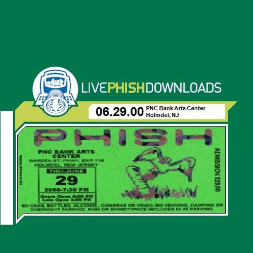 2000-06-29 | PNC Bank Arts Center - Holmdel, NJ by TThePhishDJs