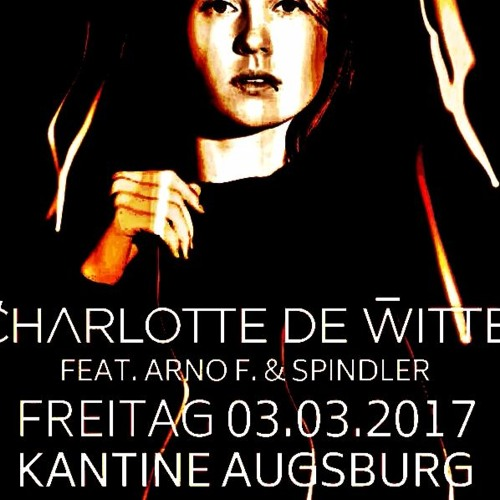 1:30 in front of ... Charlotte de Witte @ KantineAugsburg