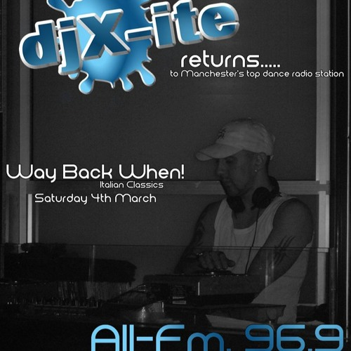 Klubb Kix All FM 96.9 Manchester - Way Back When