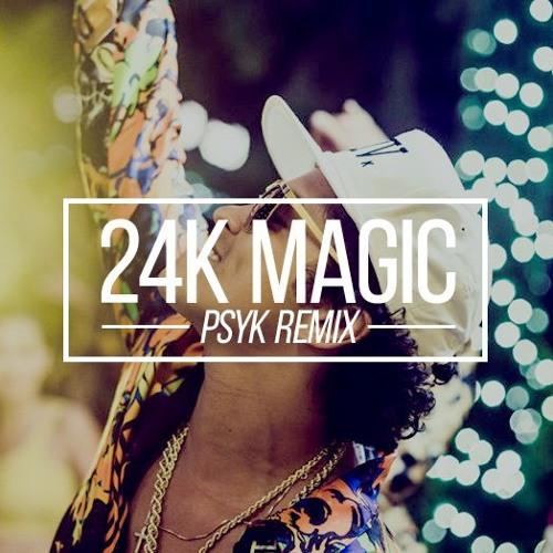 24k Magic (pSyk Remix - Bruno Mars Cover by Travis Garland)