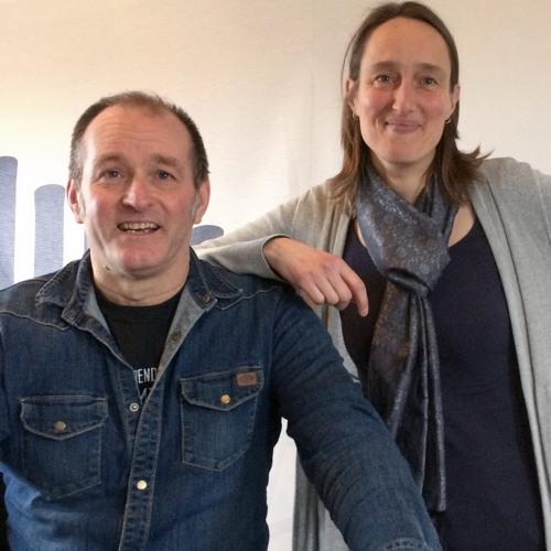 Bert van Leerdam ontvangt Jaap van Boven & Marga Haas.