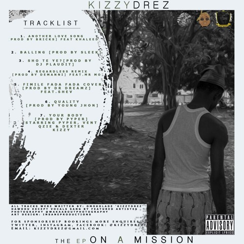 On A Misson EP
