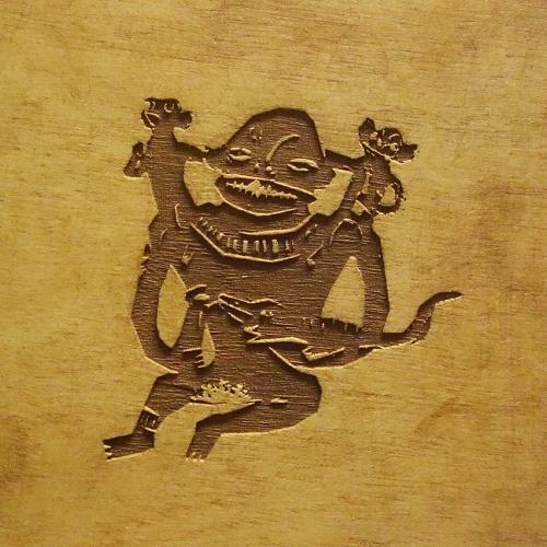 12EEK Monkey - Mu Xitt on Kosmos