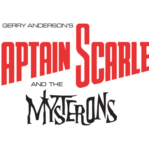 Captain Scarlet and the Mysterons - 50th Anniversary Box Set