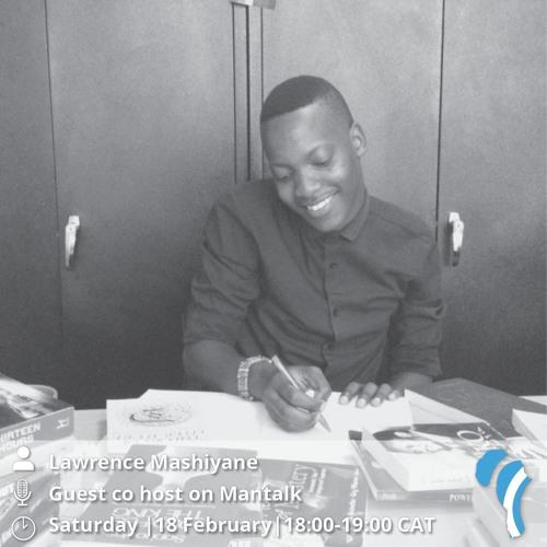 Columnist& LGBTI Activist Lawrence Mashiyone On Man Talk With Leroy 18:02:17