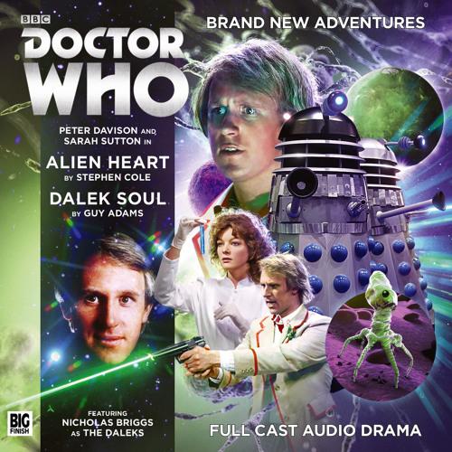 Doctor Who - Alien Heart / Dalek Soul (trailer)