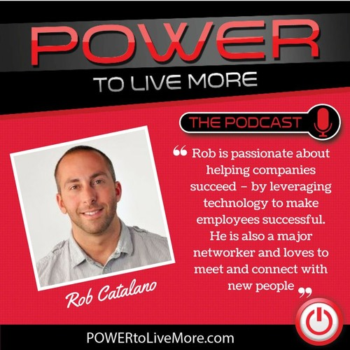 Rob Catalano on Show #26: Productivity, Networking, Planning, Development and Evernote