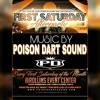 """1ST SATURDAY""-""THE AFTERPARTY"" @ROLLINS EVENT HALL WITH POISON DART SOUND 3-4-17"