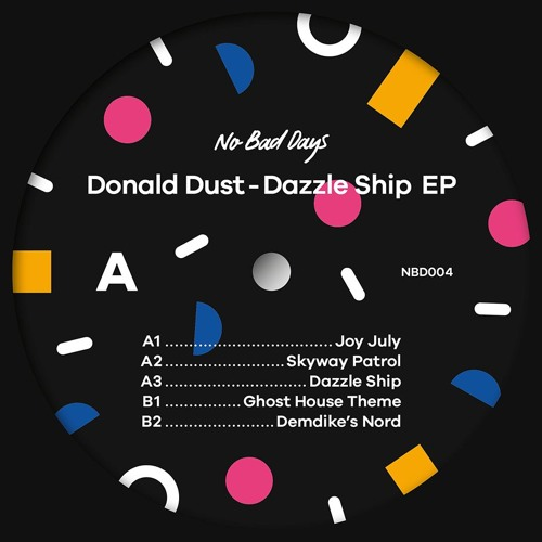 Premiere: Donald Dust 'Ghost House Theme'