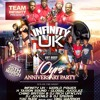 INFINITY UK 10TH YEAR ANNIVERSARY PARTY 25TH MARCH 2017 CLEAN MIX