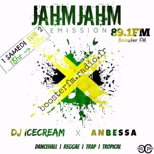 Jahm'Jahm Emission DJ ICECREAM x ANBESSA [Hosted By BiggiOnTheTrack] (04/03/2017)