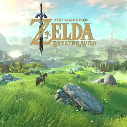 Korok Forest (Day & Night) - Breath Of The Wild (Zelda) by
