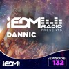 Dannic - iEDM Radio 132 2017-02-26 Artwork