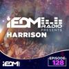 Harrison - iEDM Radio 128 2017-01-29 Artwork