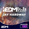 Jay Hardway - iEDM Radio 122 2016-12-18 Artwork