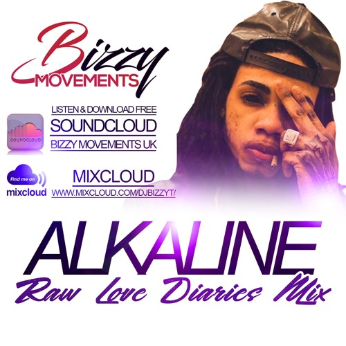 🎭 ALKALINE MIXTAPE 2019 🎭 RAW LOVE DIARIES DANCEHALL MIX 2019