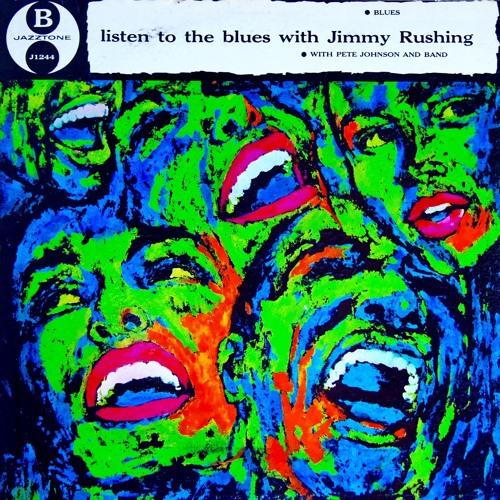 Jimmy Rushing - Good Morning Blues(Vinyl)