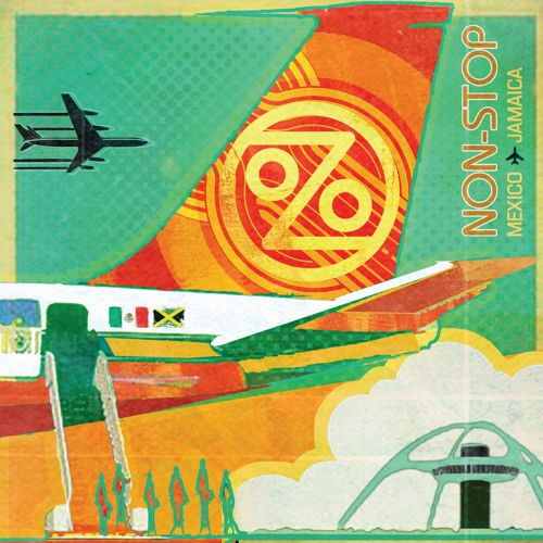 Ozomatli  ✈ Non-Stop: Mexico → Jamaica  (Album release May 5th 2017)