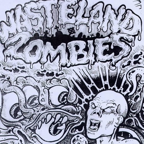 Kill Scene Zombie Nation - The Wasteland Zombies